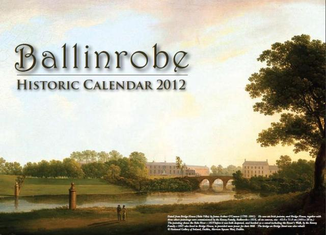Advert: Ballinrobe Historic Calendar 2012