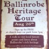 Page link: New this week - Ballinrobe Heritage Walk