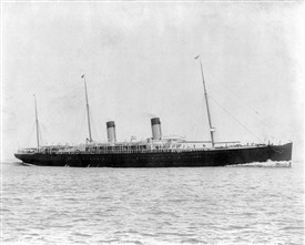 Photo:The SS Majestic in 1906