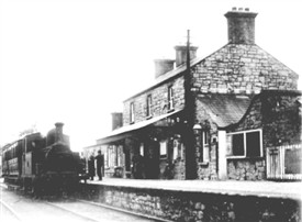 Photo:Ballinrobe Railway Station
