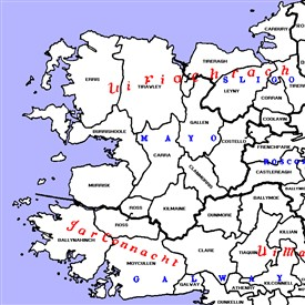 Photo: Illustrative image for the 'Finding your Roots - Irish Place Names and the Immigrant' page