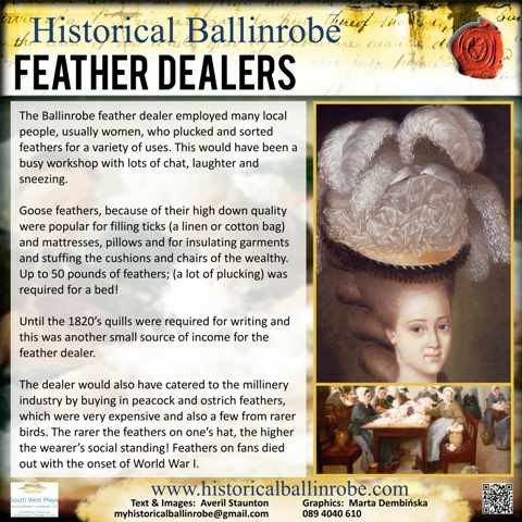 Photo: Illustrative image for the 'The Feather Dealer' page