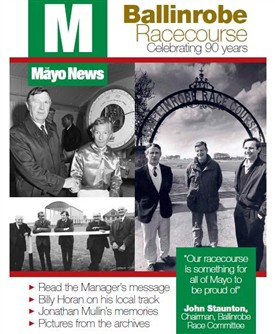 Photo:Mayo News supplement 2011