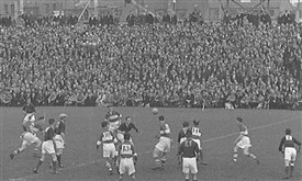Photo:All Ireland 1936 winners Mayo.   Nearly there!