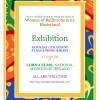 Page link: Invitation to Womens' Exhibition