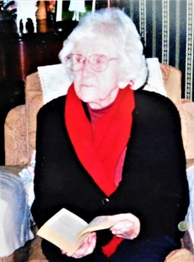 Photo:Josie Murphy in later years