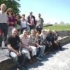 Page link: Group from Luzinay, France visit Ballinrobe