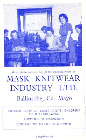Photo: Illustrative image for the 'Mask Knitwear Industry Ltd' page