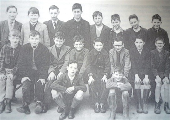 Photo:Ballinrobe CBS boys c. late 1950's
