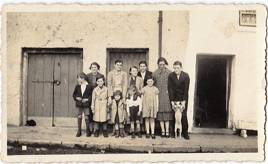 Photo: Illustrative image for the 'Ballinrobe families who would have lived here from 1930s onwards' page