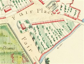 Photo:Detail - Ballinrobe c 1825