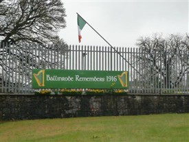 Photo: Illustrative image for the 'Ballinrobe Remembers 1916' page
