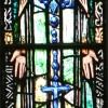 Page link: St. Gormgail the Confessor - Harry Clarke Stained-glass
