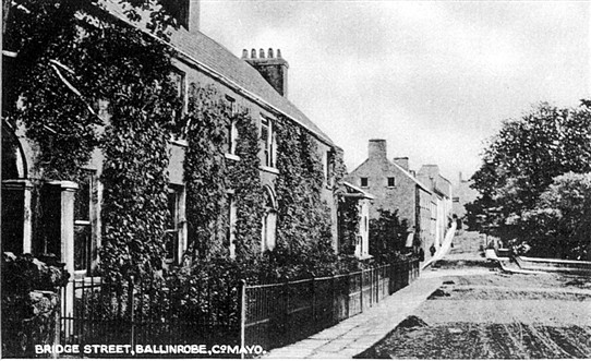Photo: Illustrative image for the 'Memories of Bridge St, Ballinrobe, Co. Mayo' page