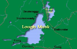 Photo:Lough Mask and Lough Carra